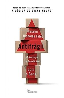 Livro Antifrágil