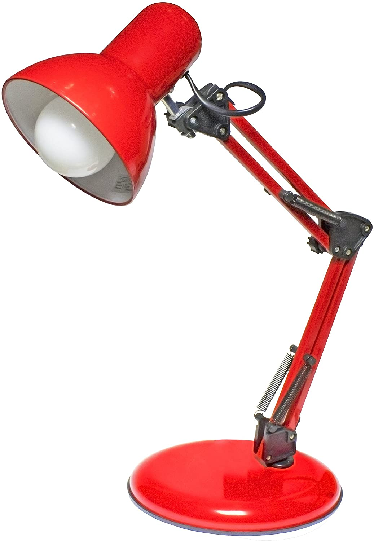 Luminária Vermelha