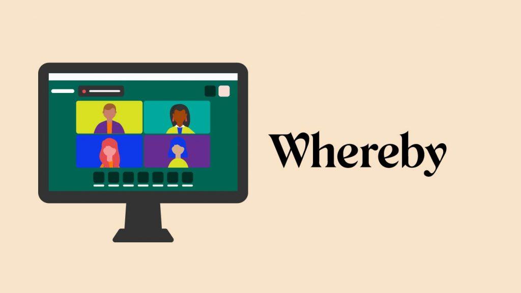 Como usar o Whereby