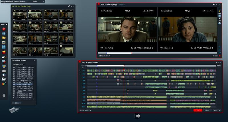 Lightworks ferramenta de edição de vídeos