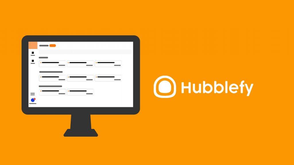 Como usar o Hubblefy