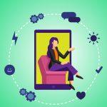 Aplicativos para cuidar da saúde mental no trabalho