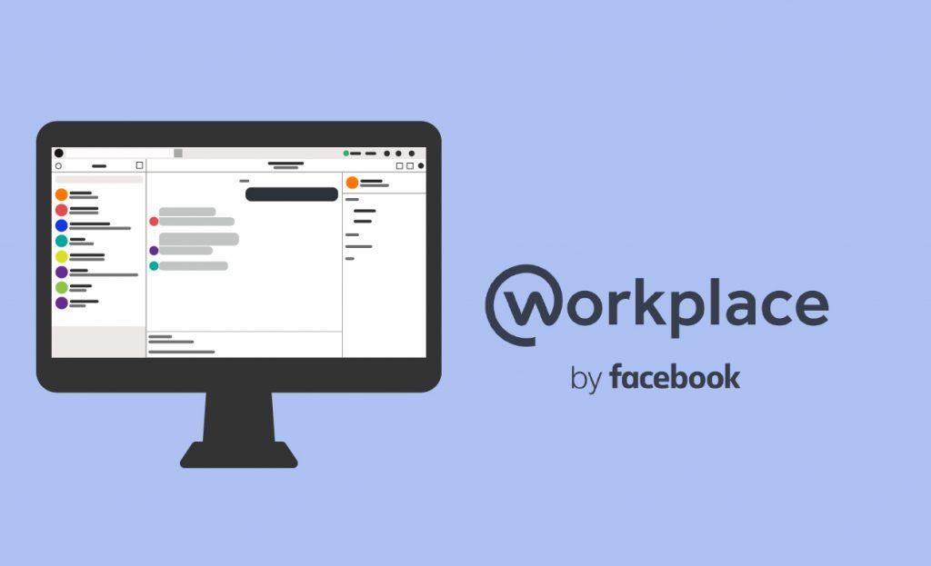Como funciona o Facebook Workplace