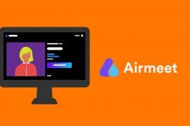 Saiba como usar o Airmeet