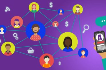 redes sociais para pequenas empresas